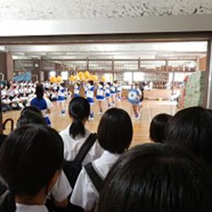 中学生1日体験入学