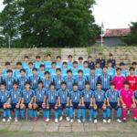 静岡商業高校サッカー部集合写真